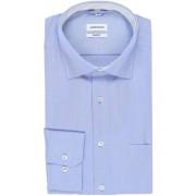 Seidensticker Comfort Fit Hemd hellblau, Einfarbig