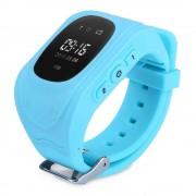 MikaMax GPS Horloge - Blauw