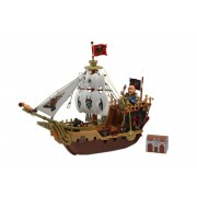 ODG Veliero Pirati Nave Giocattolo Grande Play Set Pirati Con Personaggi E Accessori