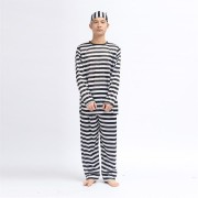 Halloween Party Performance Costumes COS Prisoners Costume