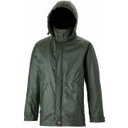 Dickies Workwear Raintite Rain Jacket Green M