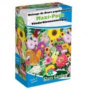 MaxiPack Vlinderbloemen zaden 100 m²