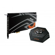 Asus Strix RAID PRO Scheda Audio PCI-Ex per Gaming 116dB SNR DAC ESS SABRE9006A Controller esterno 7.1 Canali