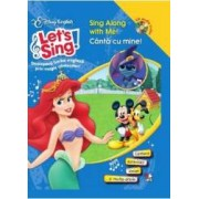 Lets sing - Canta cu mine - Sing along with me - Carte+CD