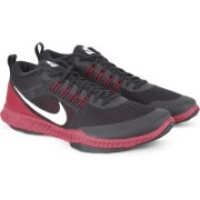 Nike ZOOM DOMINATION TR Training Shoes For Men(Black, Red)
