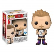 Funko Pop Chris Jericho Fye Sticker Exclusivo Wwe Luchador