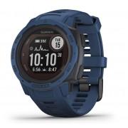 Garmin Montre GPS multisports GarminI Instinct Solar - Bleu