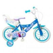 Bicicleta 14 Frozen - Toimsa