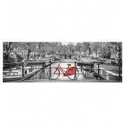Puzzle 1000 Amsterdam Bicicleta - Clementoni