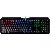 Геймърска клавиатура Redragon K555 Indrah с RGB LED подсветка, K555RGB-BK_VZ