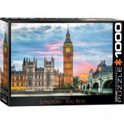 Eurographics Puzzle 1000 piese London Big Ben