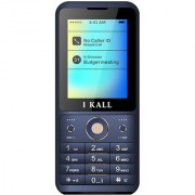 I Kall K39 2.4 Inch Display Dual Sim Feature Phone with 1 Year Manufacture Warranty Blue