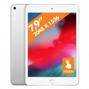 Apple tablet iPad Mini 2019 WiFi 256GB zilver
