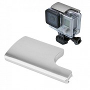 ELECTROPRIME® Underwater Housing Waterproof Protective Cover for Gopro 3+ 4 Camera - White