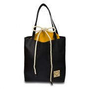 Xiss czarna torebka wielofunkcyjna Buddy Bee