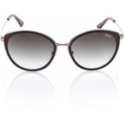 IDEE Cat-eye Sunglasses(Grey)
