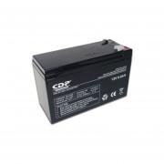 Bateria Libre de Mantenimiento Interna para UPS CDP B-12, 12V, 9Amp.
