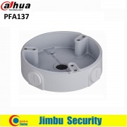 Dahua CCTV bracket PFA137 Water-proof Junction Box IP Camera Brackets Camera Mounts CCTV accessory