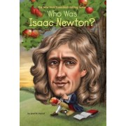 Who Was Isaac Newton?, Paperback