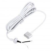 MagSafe 2 5-pins T-stijl Power Adapterkabel voor MacBook A1425 A1435 A1465 A1502 Kabel lengte: 1.8 Meter