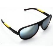 VOGARD Sports, Wrap-around Sunglasses(Yellow)