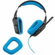 LOGITECH Gaming Headset G430 Surround Sound - EMEA - BLUE 981-000537