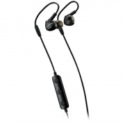 HEADPHONES, CANYON CNS-SBTHS1B, Microphone, Black