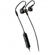 HEADPHONES, CANYON CNS-SBTHS1B, Microphone, Black