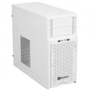 Carcasa Silverstone Precision PS08 USB 3.0 White