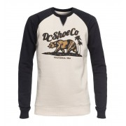 Свитшот Bear And Palms Raglan