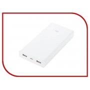 Аккумулятор Xiaomi Mi Power Bank 20000mAh White