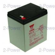 Yuasa VRLA UPS Batteri 12v 4000mAh (NP4-12)