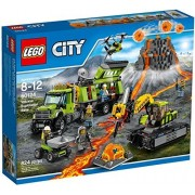 LEGO (LEGO) City volcanic research station 60124