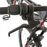 Bicicleta MTB-FS 26 Carpat ZTX C2642A cadru otel grirosu