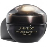 Shiseido Future Solution LX Total Regenerating Cream crema de noche regeneradora antiarrugas 50 ml