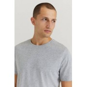 William Baxter T-shirt Baxter Tee Grå