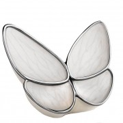 Grote Butterfly Urn Wit (3.1 liter)