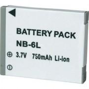 NB-L6 Canon kamera akku 3,7 V 600 mAh, (250779)