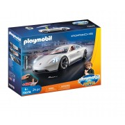 Playmobil Rex Dasher Cu Porsche Mission E.