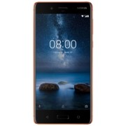 "Telefon Mobil Nokia 8, Procesor Octa-Core 2.5 / 1.8GHz, IPS LCD Capacitive touchscreen 5.3"", 4GB RAM, 64GB Flash, Dual 13MP, Wi-Fi, 4G, Dual Sim, Android (Maro) + Cartela SIM Orange PrePay, 6 euro credit, 4 GB internet 4G, 2,000 minute nationale si intern"