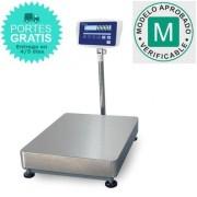 Balanzas Baxtran Báscula de plataforma Homologada MKSM
