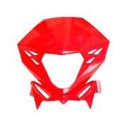 Přední maska BETA RR 2T 4T XTRAINER červená