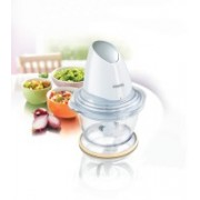 Philips HR1396/00 500 W Chopper(Silver, White)
