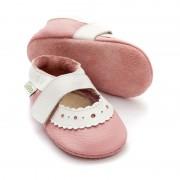 Sandale cu talpa moale Liliputi Sahara Pink
