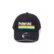 Polaroid - Stripes Logo Keps