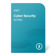 ESET Cyber Security for Mac – 1 an Pentru 1 dispozitiv, certificat electronic