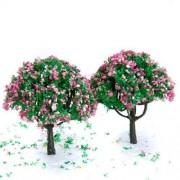 ELECTROPRIME® 20PC Fruit Flower Model Trees Garden Park Scene Layout