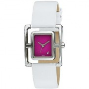 Fastrack Analog Purple Dial Womens Watch - 6096SL02