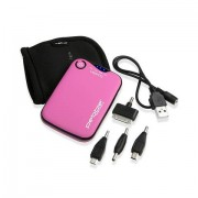 Veho Pebble Verto batteria portatile Rosa 3700 mAh