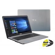 "Asus X540SA-XX771T (90NB0B33-M19500) Laptop 15.6"" Intel Celeron Quad Core N3160 4GB 500GB Intel HD Win10 Silver Li-3cell"